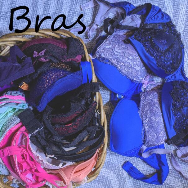panties and more bras
